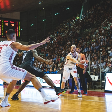 pallacanestro reggiana vs trento silvia casali photography-88