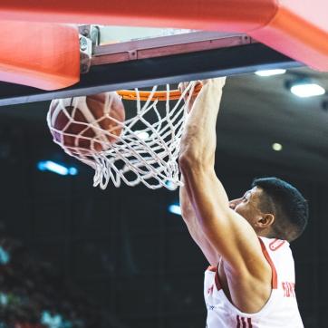 pallacanestro reggiana vs trento silvia casali photography-9