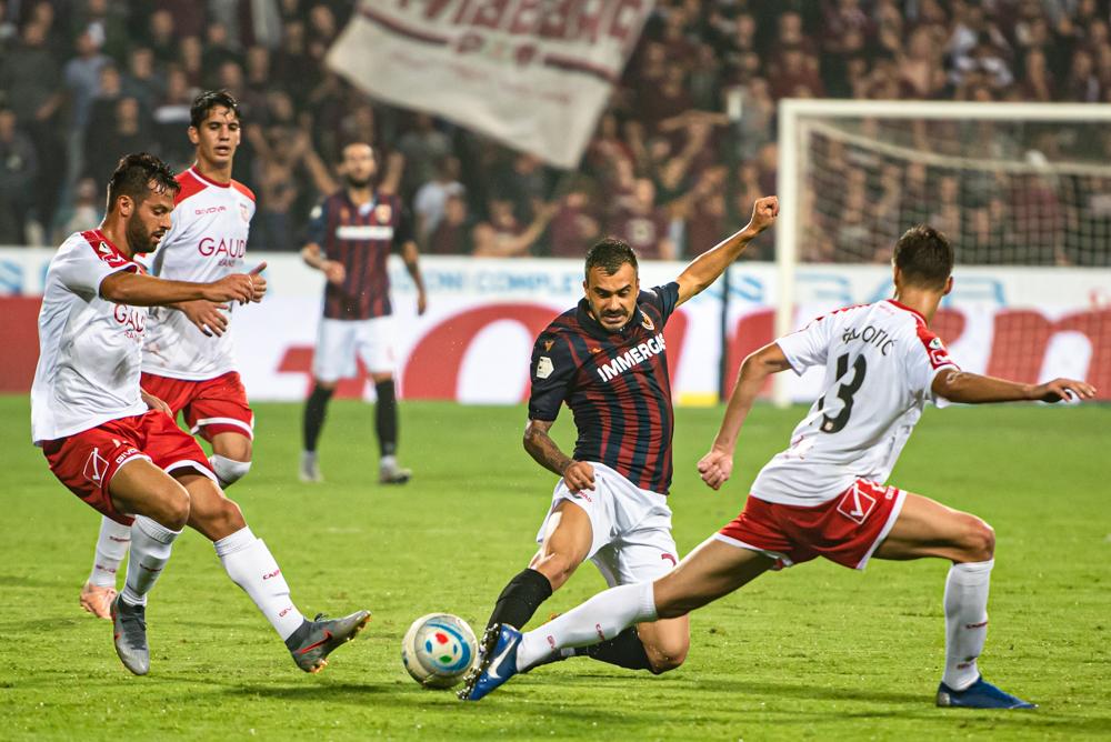 Lorenzo Staiti Reggio Audace FC vs Carpi
