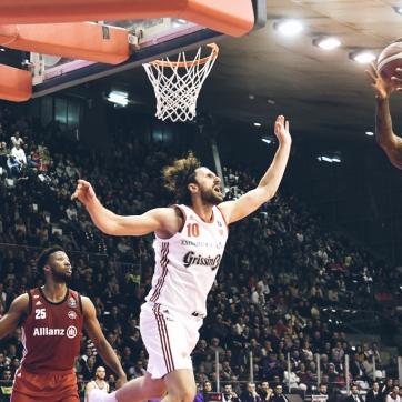 pallacanestro reggiana vs trieste copyright Silvia Casali-102
