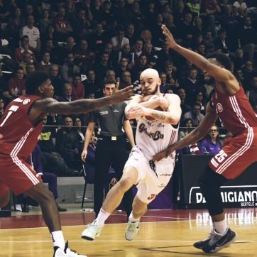 pallacanestro reggiana vs trieste copyright Silvia Casali-106