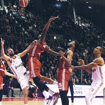 pallacanestro reggiana vs trieste copyright Silvia Casali-113