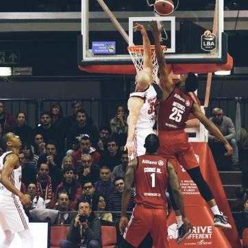 pallacanestro reggiana vs trieste copyright Silvia Casali-118
