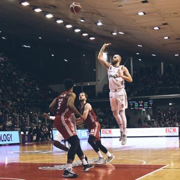 pallacanestro reggiana vs trieste copyright Silvia Casali-123