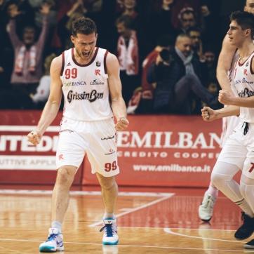 pallacanestro reggiana vs trieste copyright Silvia Casali-131