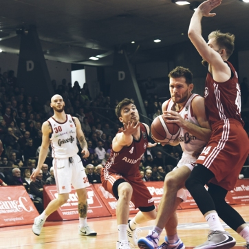 pallacanestro reggiana vs trieste copyright Silvia Casali-149