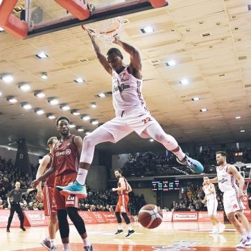 pallacanestro reggiana vs trieste copyright Silvia Casali-159