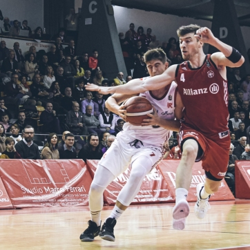 pallacanestro reggiana vs trieste copyright Silvia Casali-183