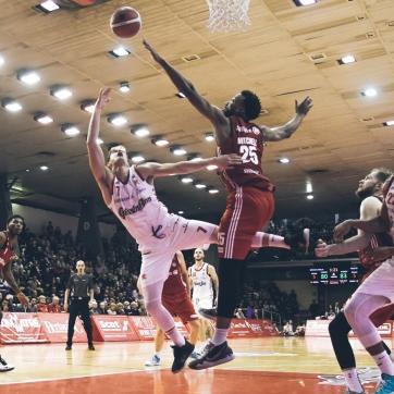 pallacanestro reggiana vs trieste copyright Silvia Casali-190