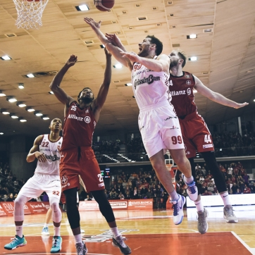 pallacanestro reggiana vs trieste copyright Silvia Casali-192