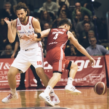 pallacanestro reggiana vs trieste copyright Silvia Casali-25