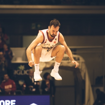 pallacanestro reggiana vs trieste copyright Silvia Casali-73