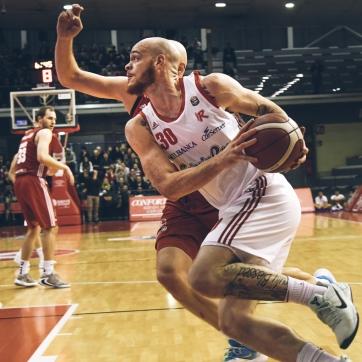 pallacanestro reggiana vs trieste copyright Silvia Casali-75