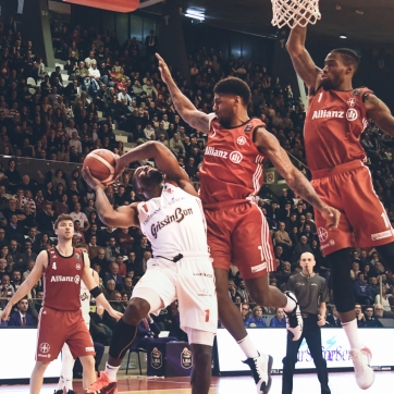 pallacanestro reggiana vs trieste copyright Silvia Casali-85