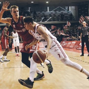 pallacanestro reggiana vs trieste copyright Silvia Casali-87