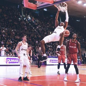 pallacanestro reggiana vs trieste copyright Silvia Casali-91