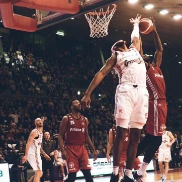 pallacanestro reggiana vs trieste copyright Silvia Casali-98