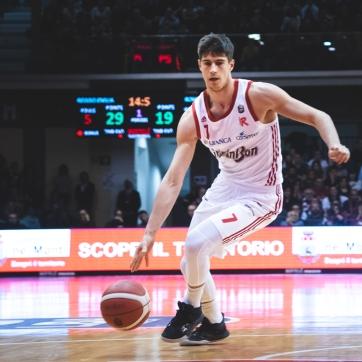 pallacanestro reggiana vs virtus roma © silvia casali photography-69