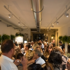 Vogue Garden House Inaugurazione