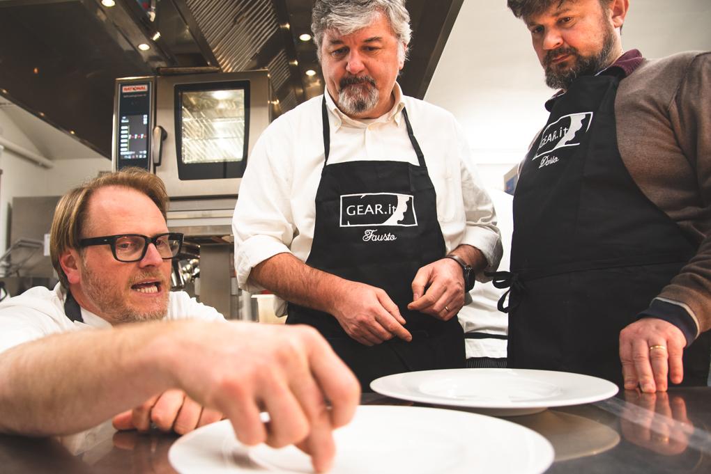 Evento Team Cooking Cà Matilde