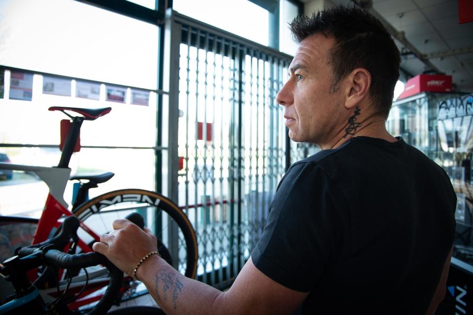 Cristian Bertolani di New Bike Reggio Emilia