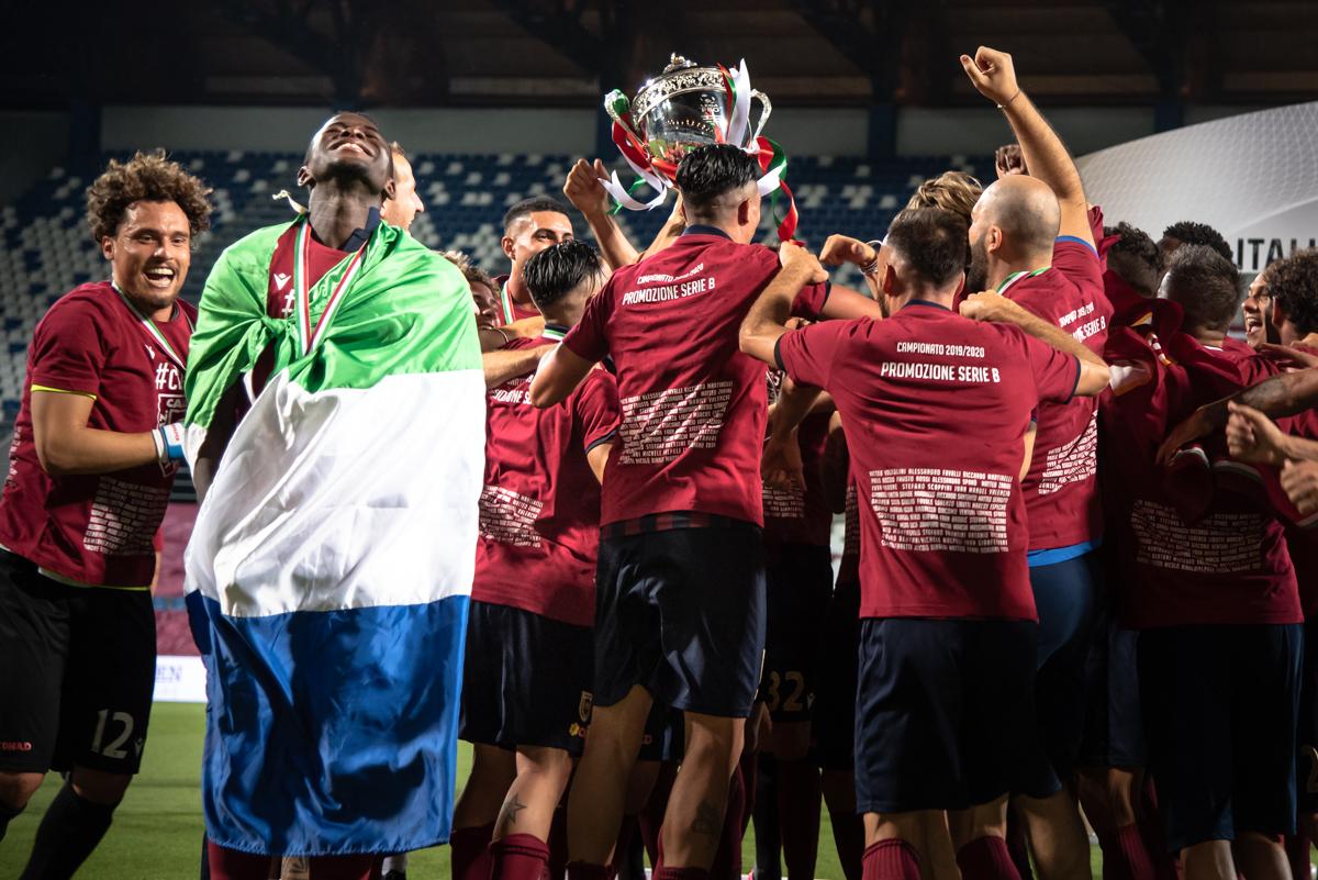 AC Reggiana Finale Playoff Serie C 2020 | Augustus Kgarbo