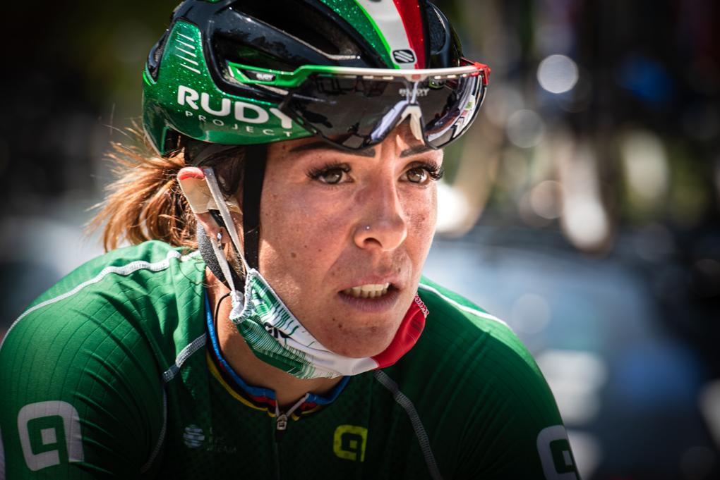 Marta Bastianelli Giro dell'Emilia 2020