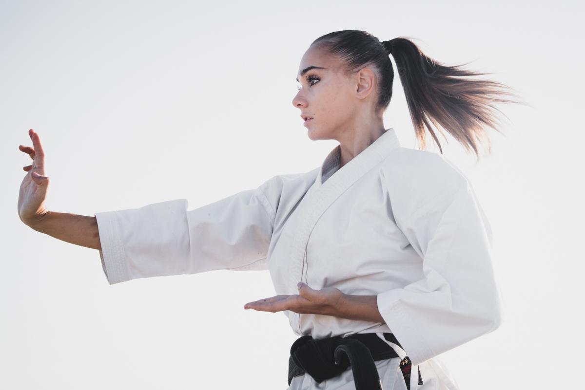 Matilde Galassi | European Champion Junior Kata