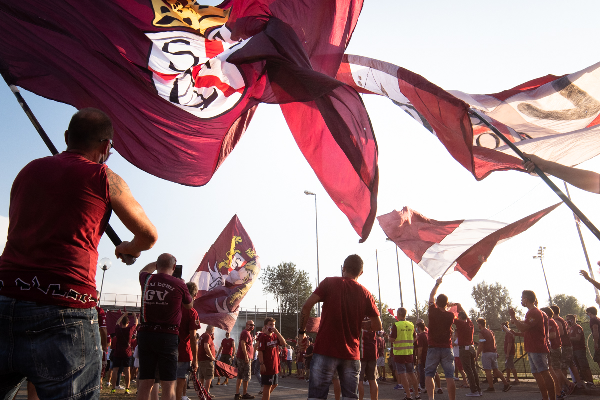 AC Reggiana Finale Playoff Serie C 2020