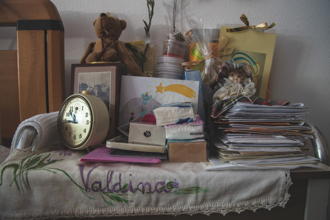 Valdina   Home is where your heart is
